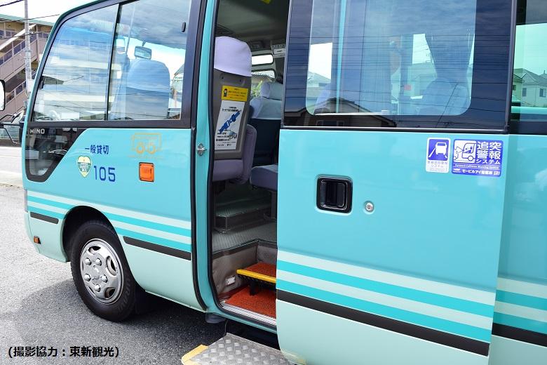 マイクロ送迎バスは葬儀に便利!