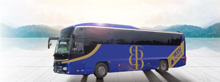 東京の貸切バス会社「B・I・G」