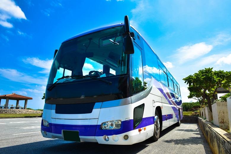 沖縄を貸切バスで楽しもう
