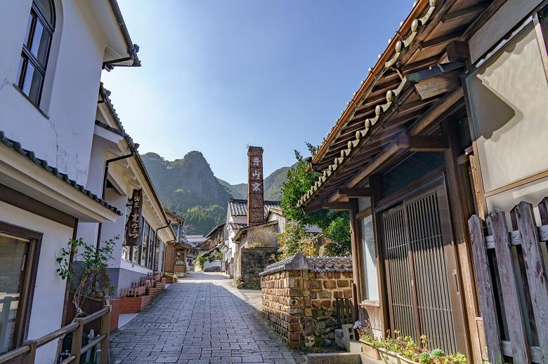 秘窯の里「大川内山」