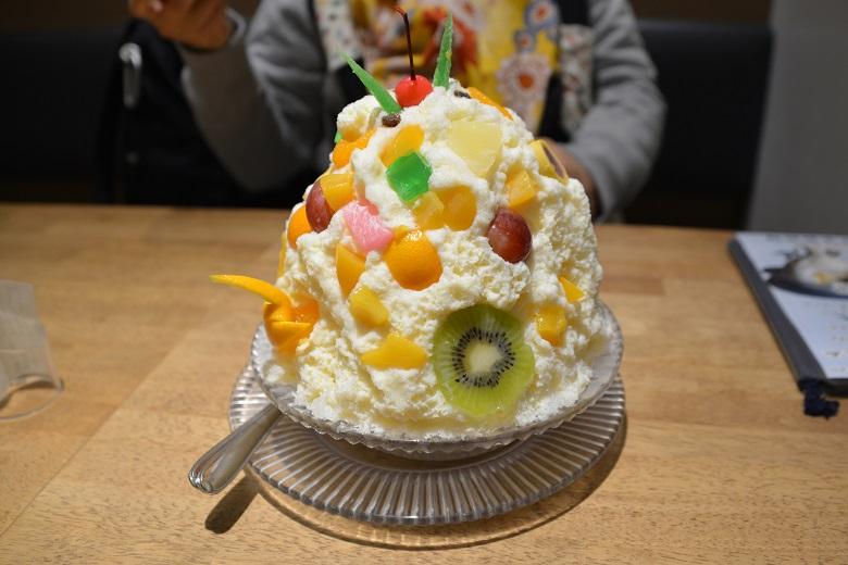 シロクマ(かき氷)