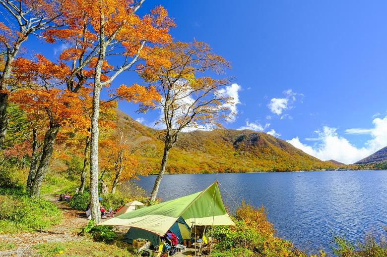 赤城山キャンプ場