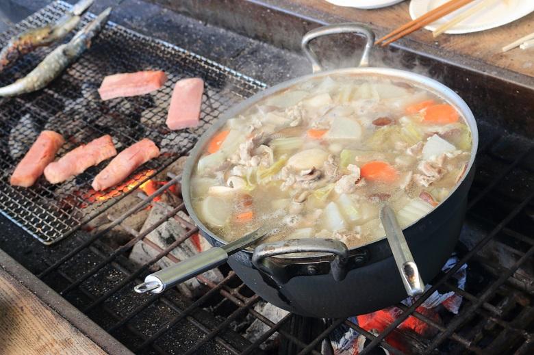 山形好例・芋煮BBQ