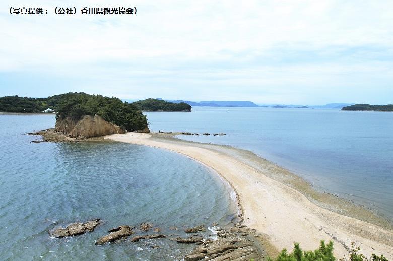 小豆島・エンジェルロード