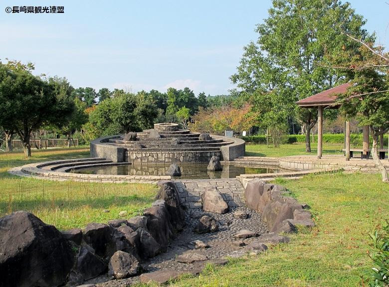 野岳湖キャンプ場水辺の広場