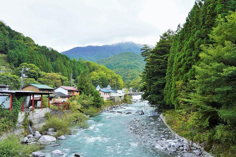 徳島・祖谷