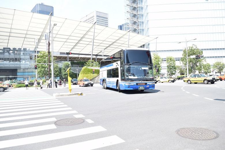 東京駅八重洲口バスターミナル