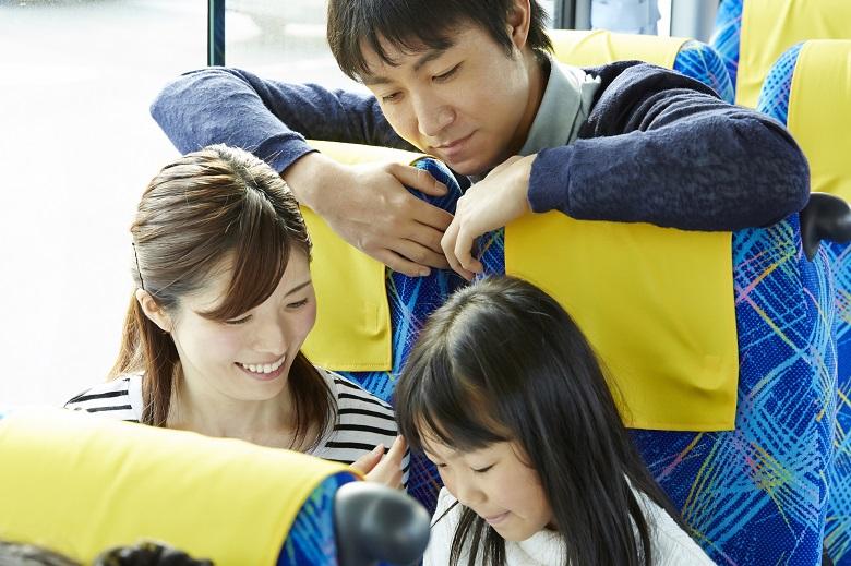 関西発1泊2日のバス旅行の料金計算