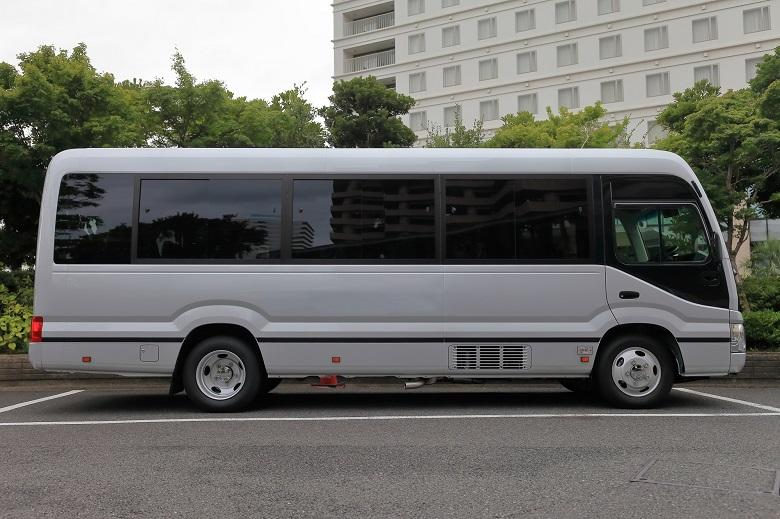 貸切バスを短時間利用したい場合