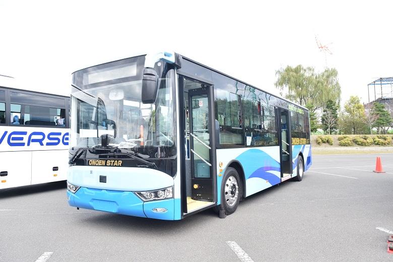 路線バス10.5mタイプ