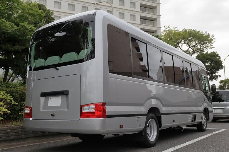 デイキャンプの送迎バスはお任せ