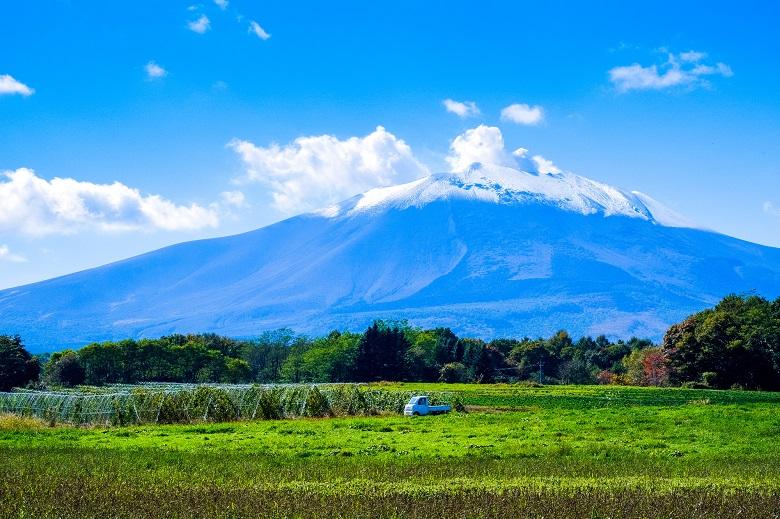 北軽井沢の風景