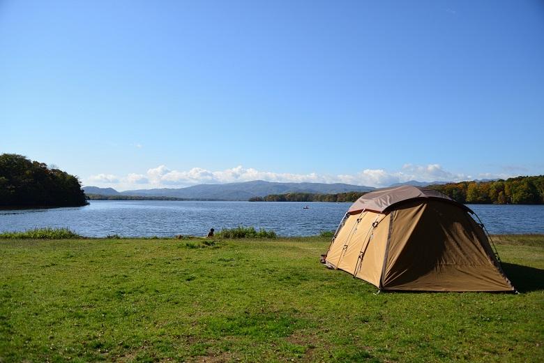 東大沼キャンプ場