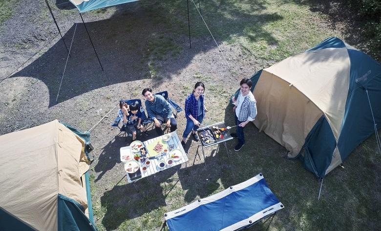 四国エリアでおすすめのデイキャンプ場
