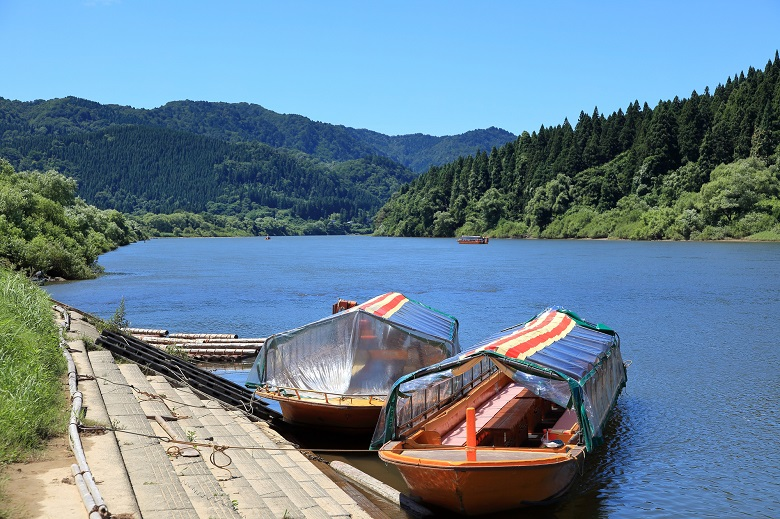 山形県内の観光船料金も半額になります