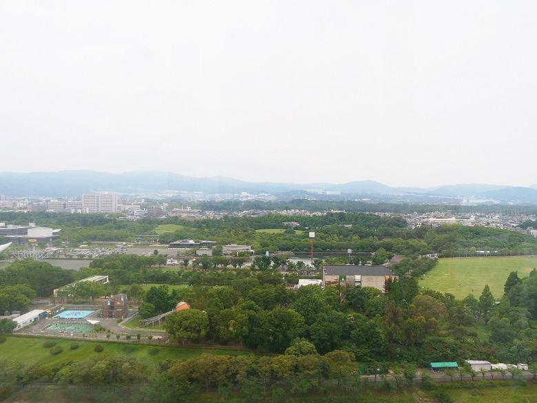 万博記念公園野球場
