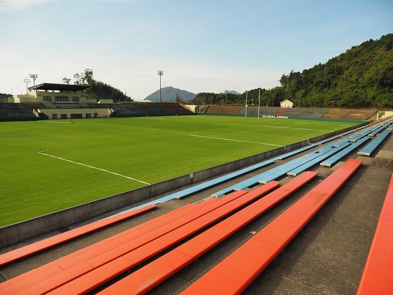 福岡にある多目的スポーツ施設「グローバルアリーナ」