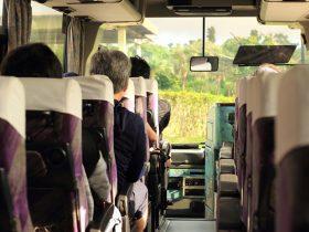 貸切バスのシャトルバス利用について
