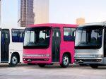 中型観光バスいすゞ自動車ガーラミオ